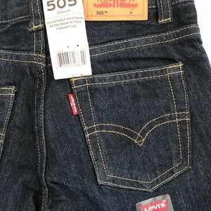 d42a89aaf45 Levi's Bottoms   Bnwt Levis 505 Toddler Boy Jeans   Poshmark